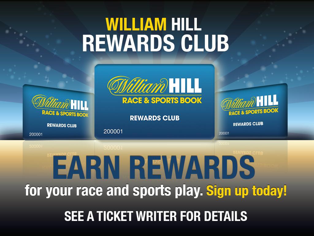 william hill rewards club